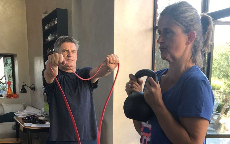Small Group Personal Training